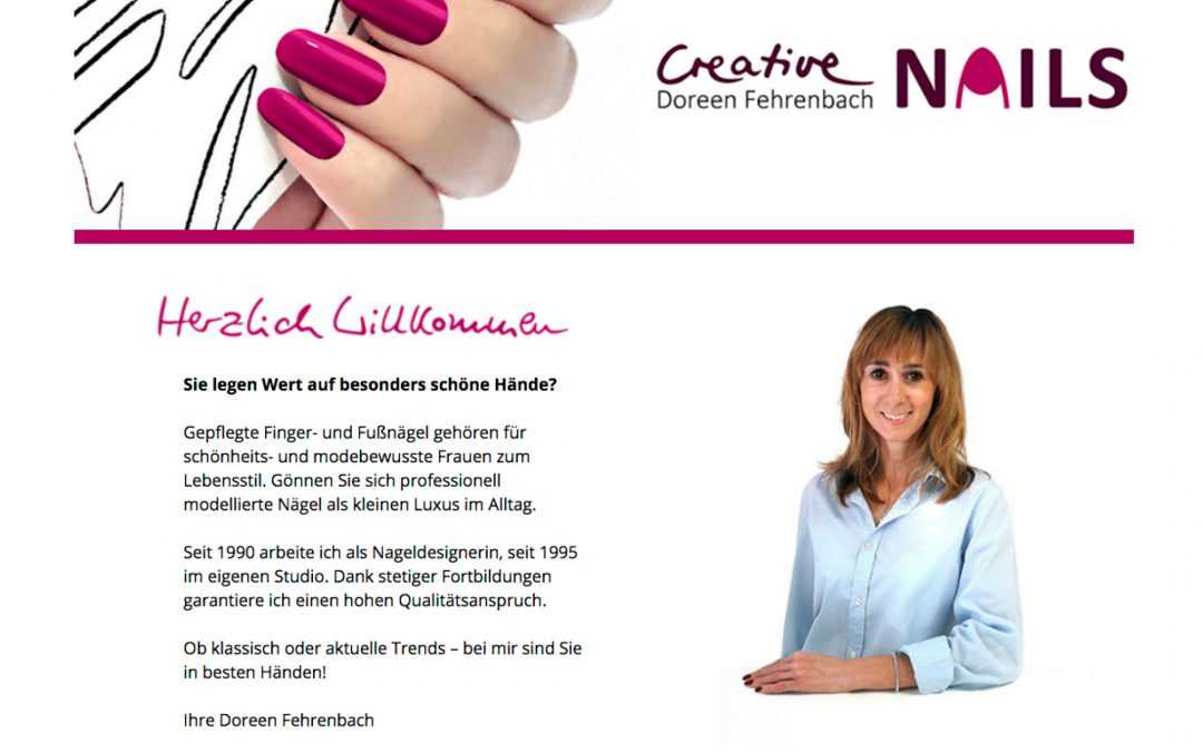 Creative Nails Doreen Fehrenbach