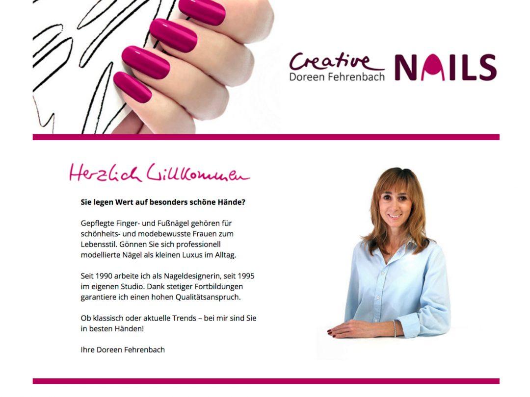 Creative Nails Doreen Fehrenbach