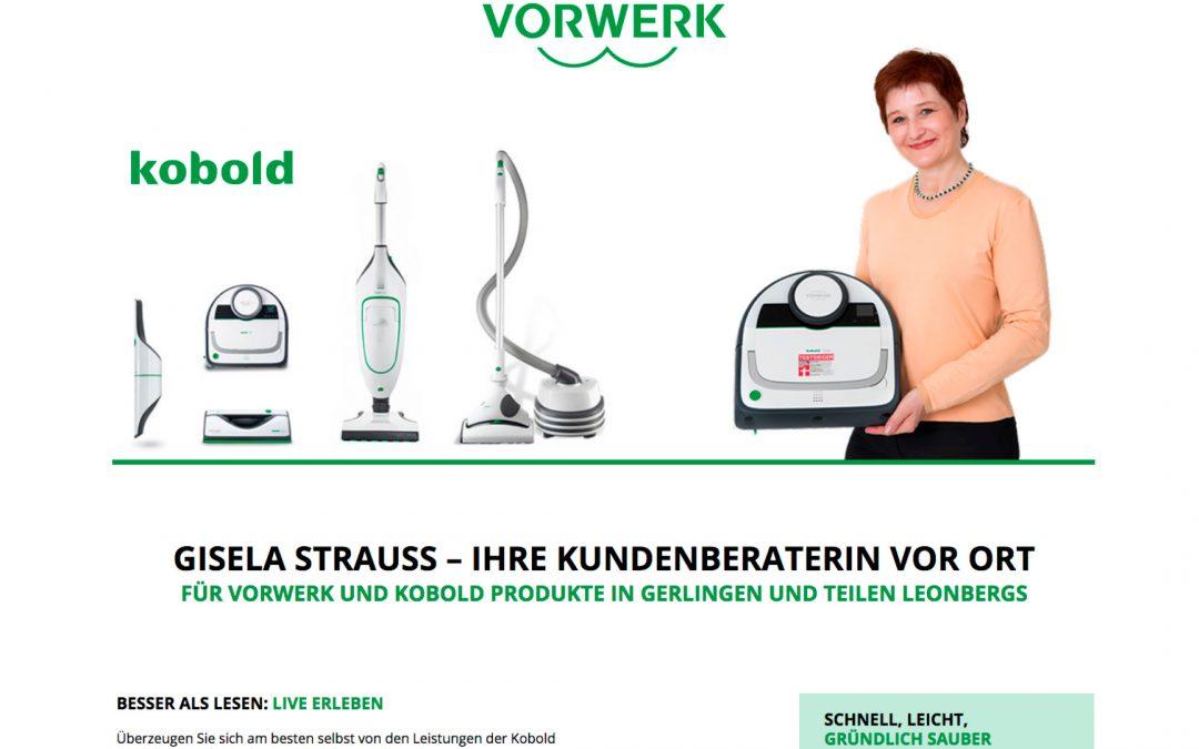Vorwerk Gerlingen Gisela Strauss