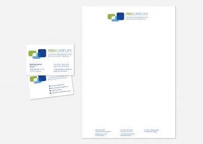 Corporate Design für Unternehmensberatung